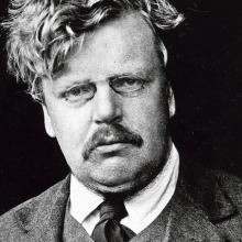 Chesterton in youth