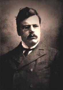 ChestertonBrown